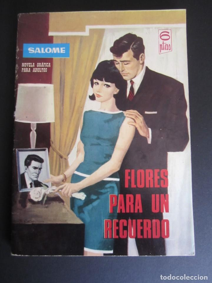 SALOME (1961, TORAY) 196 · 8-VII-1966 · SALOME (Tebeos y Comics - Toray - Otros)