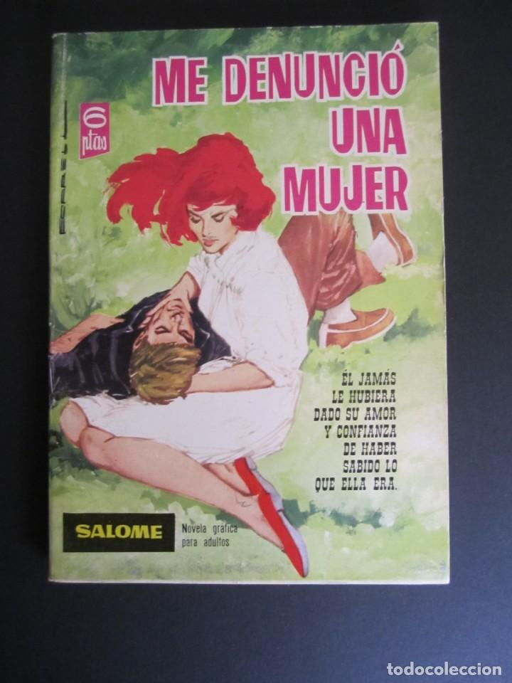 SALOME (1961, TORAY) 182 · 1-IV-1966 · SALOME (Tebeos y Comics - Toray - Otros)