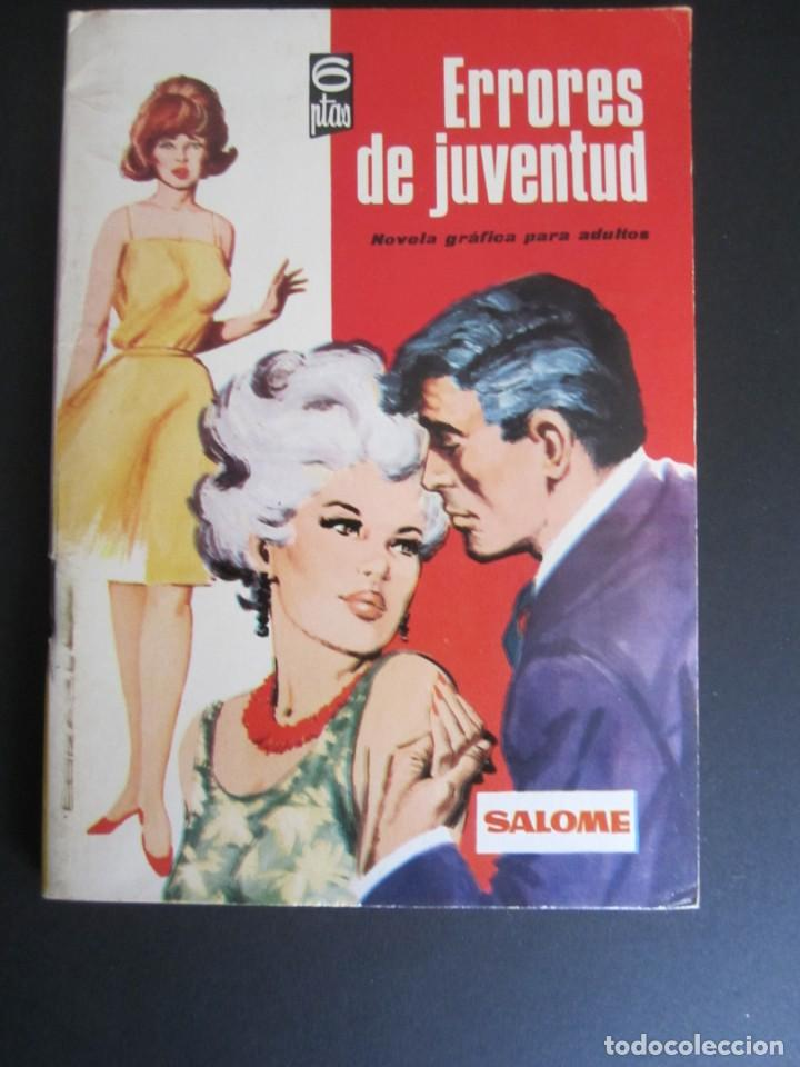 SALOME (1961, TORAY) 187 · 6-V-1966 · SALOME (Tebeos y Comics - Toray - Otros)