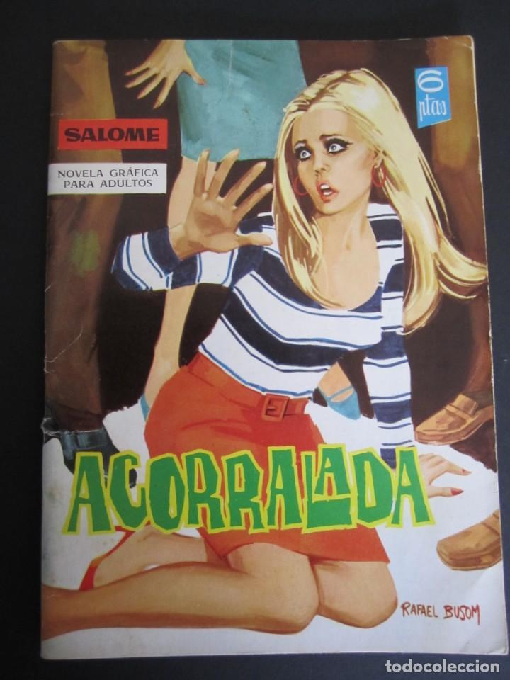 SALOME (1961, TORAY) 238 · 28-IV-1967 · SALOME (Tebeos y Comics - Toray - Otros)