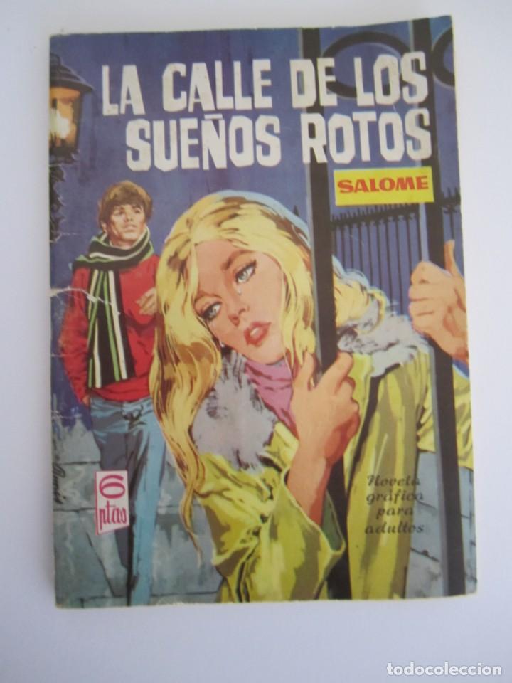 SALOME (1961, TORAY) 231 · 10-III-1967 · SALOME (Tebeos y Comics - Toray - Otros)