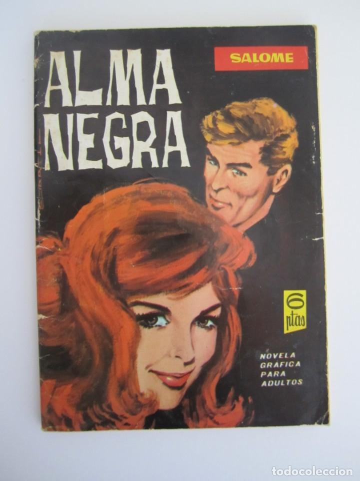 SALOME (1961, TORAY) 225 · 27-I-1967 · SALOME (Tebeos y Comics - Toray - Otros)