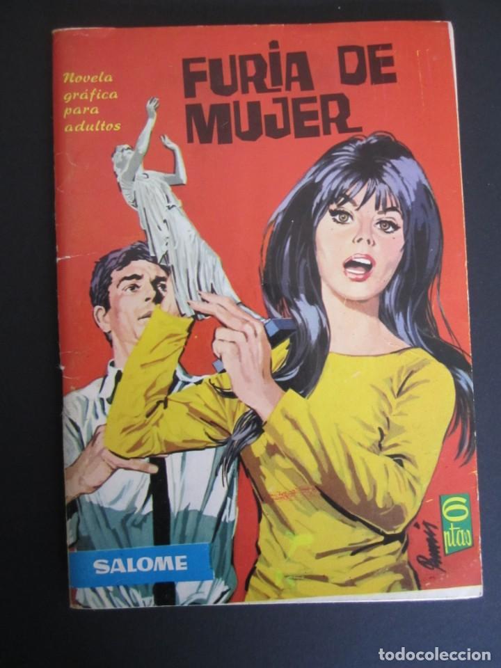 SALOME (1961, TORAY) 228 · 17-II-1967 · SALOME (Tebeos y Comics - Toray - Otros)