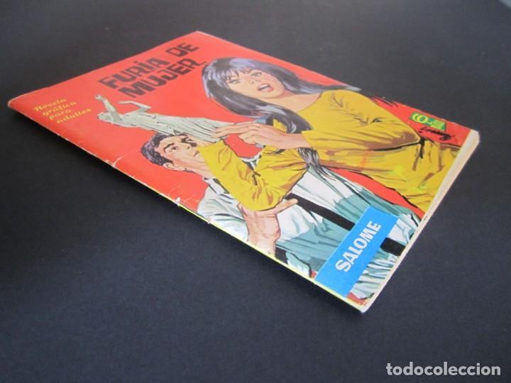 Tebeos: SALOME (1961, TORAY) 228 · 17-II-1967 · SALOME - Foto 3 - 192899577