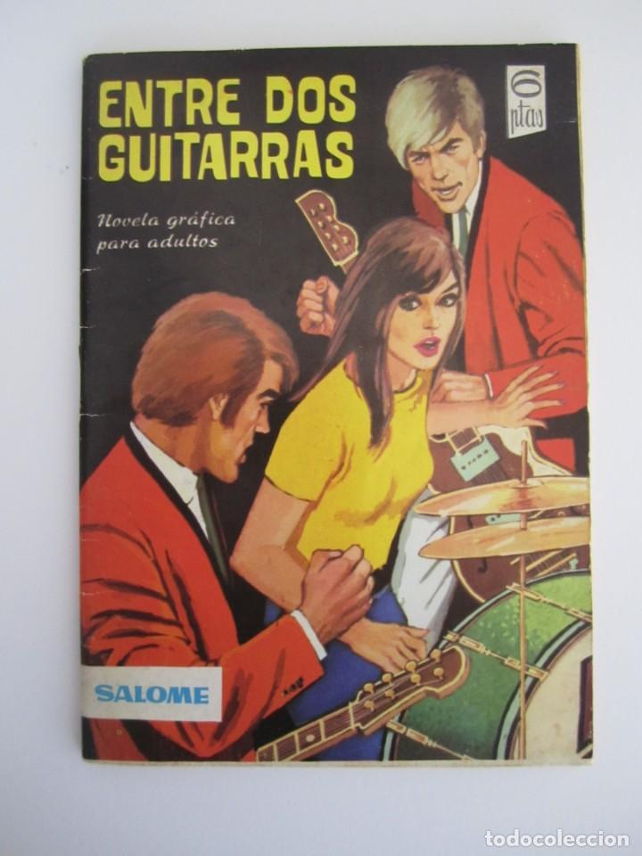 SALOME (1961, TORAY) 221 · 30-XII-1966 · SALOME (Tebeos y Comics - Toray - Otros)