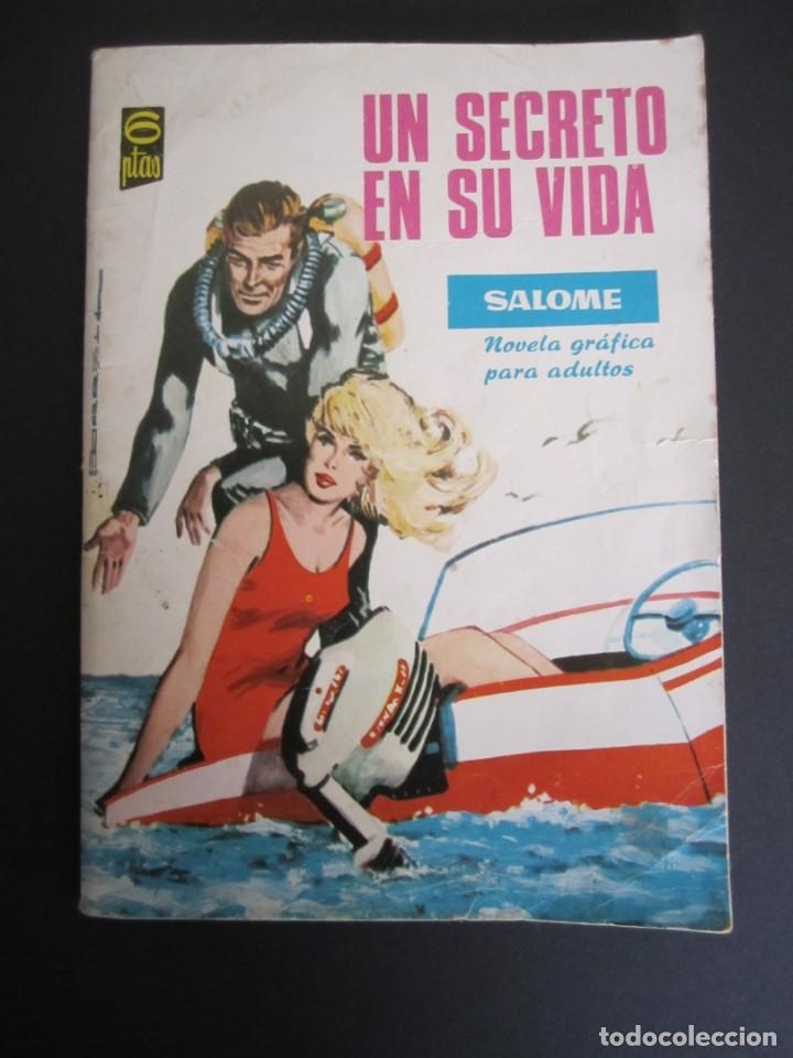 SALOME (1961, TORAY) 211 · 21-X-1966 · SALOME (Tebeos y Comics - Toray - Otros)