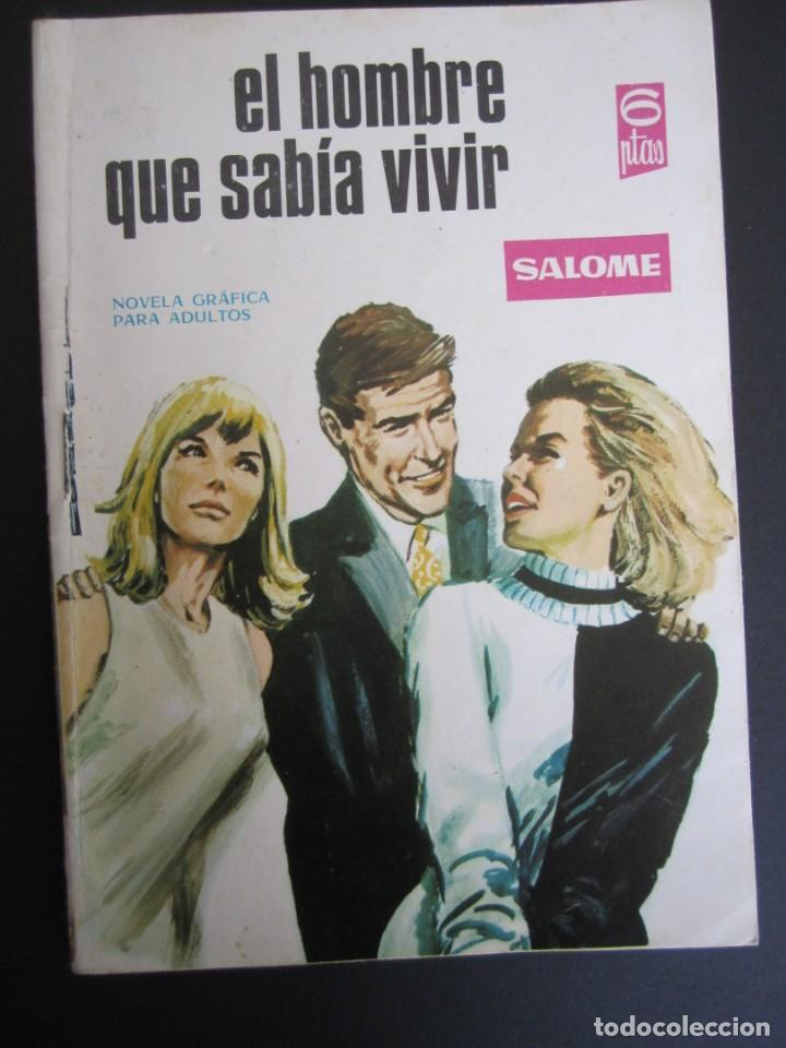 SALOME (1961, TORAY) 215 · 18-XI-1966 · SALOME (Tebeos y Comics - Toray - Otros)