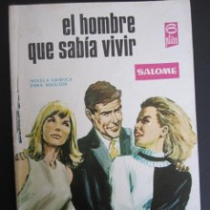 Tebeos: SALOME (1961, TORAY) 215 · 18-XI-1966 · SALOME. Lote 192908291