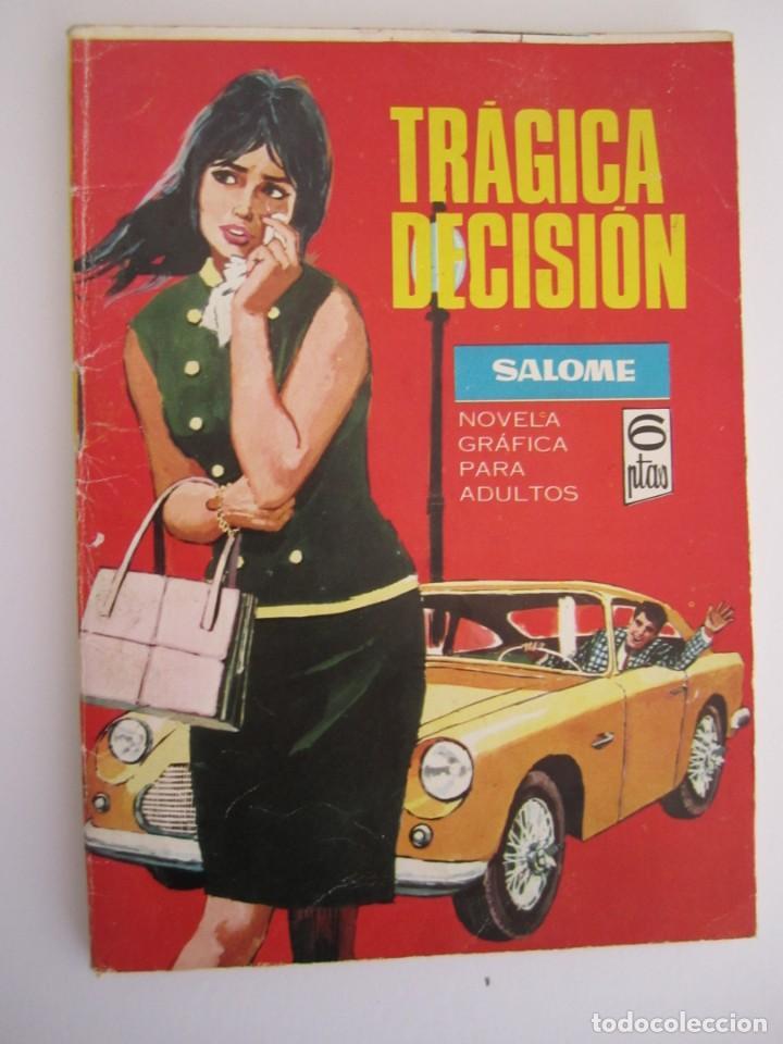 SALOME (1961, TORAY) 209 · 7-X-1966 · SALOME (Tebeos y Comics - Toray - Otros)