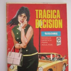 Tebeos: SALOME (1961, TORAY) 209 · 7-X-1966 · SALOME. Lote 192908781