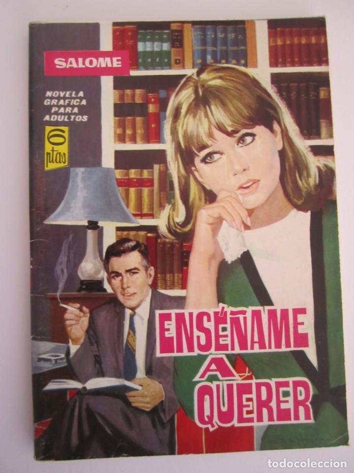 SALOME (1961, TORAY) 195 · 1-VII-1966 · SALOME (Tebeos y Comics - Toray - Otros)