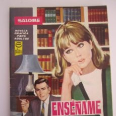 Tebeos: SALOME (1961, TORAY) 195 · 1-VII-1966 · SALOME. Lote 192909007