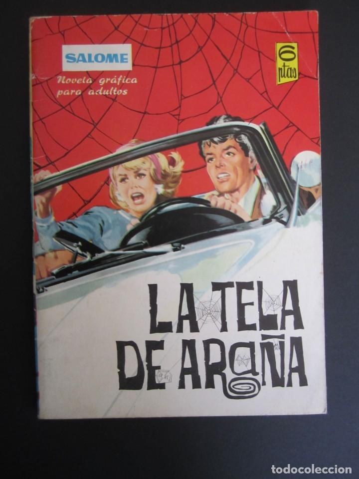 SALOME (1961, TORAY) 190 · 27-V-1966 · SALOME (Tebeos y Comics - Toray - Otros)