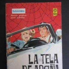Tebeos: SALOME (1961, TORAY) 190 · 27-V-1966 · SALOME. Lote 192909506