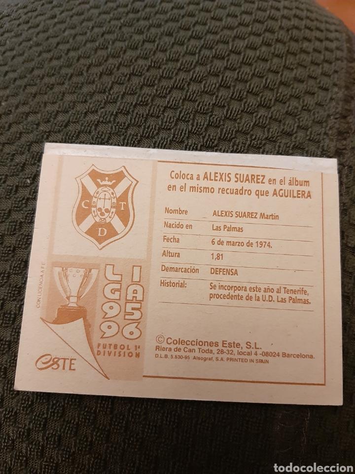 Tebeos: EDICIONES ESTE 95 96 SUAREZ TENERIFE CLOCA - Foto 2 - 192913650