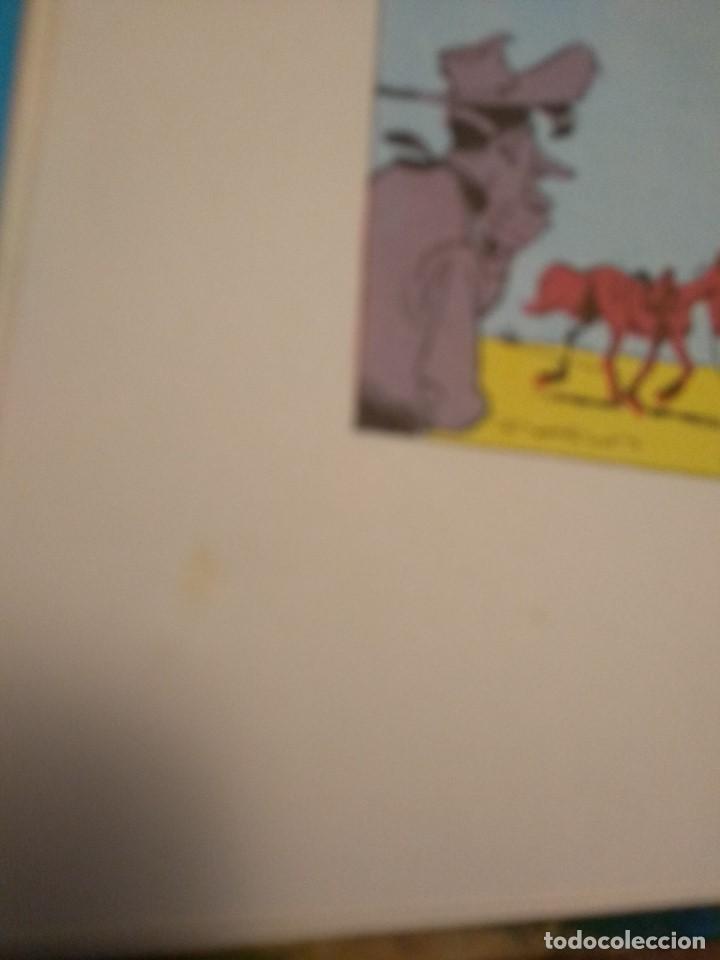 Tebeos: Lucky Luke: La Carrera de Oklahoma - 2ª Edición 1969 - D5 - Buen estado! - Foto 15 - 193258371