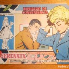 Tebeos: TEBEO - COMIC - COLECCIÓN SERENATA - NOVIAZGO DE CONVENIENCIA - Nº 004 - EDICIONES TORAY. Lote 193297365