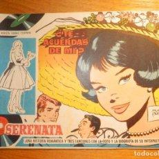 Tebeos: TEBEO - COMIC - COLECCIÓN SERENATA - SUGESTIÓN - Nº 63 - EDICIONES TORAY. Lote 193299287