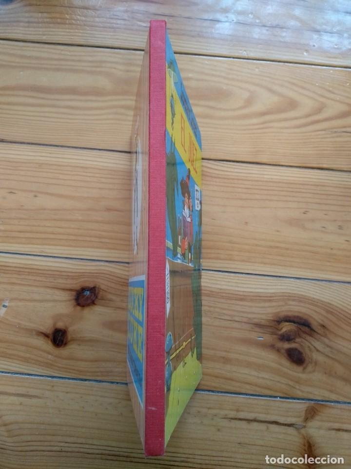 Tebeos: Lucky Luke: El Juez - 2ª Edición 1969 - Excelente estado - D2 - Foto 2 - 193303373