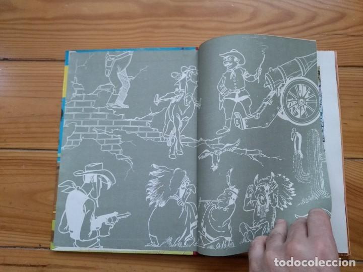 Tebeos: Lucky Luke: El Juez - 2ª Edición 1969 - Excelente estado - D2 - Foto 7 - 193303373