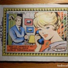 Tebeos: TEBEO-COMIC P/ NIÑAS - REVISTA JUVENIL FEMENINA AZUCENA - Nº 76 - TORAY. Lote 193308403