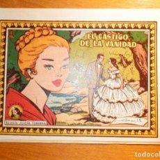 Tebeos: TEBEO-COMIC P/ NIÑAS - REVISTA JUVENIL FEMENINA AZUCENA - Nº 68 - EL CASTIGO DE LA VANIDAD - TORAY. Lote 193313582