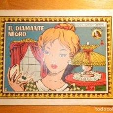 Tebeos: TEBEO-COMIC P/ NIÑAS - REVISTA JUVENIL FEMENINA AZUCENA - Nº 73 - EL DIAMANTE NEGRO - TORAY. Lote 193316172