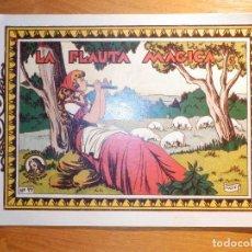Tebeos: TEBEO-COMIC P/ NIÑAS - REVISTA JUVENIL FEMENINA AZUCENA - Nº 77 - LA FLAUTA MÁGICA - TORAY. Lote 193317606