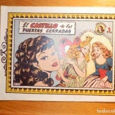 Livros de Banda Desenhada: TEBEO-COMIC P/ NIÑAS - REVISTA JUVENIL FEMENINA AZUCENA - Nº 83 - EL CASTILLO DE LAS PUERTAS - TORAY. Lote 193319453