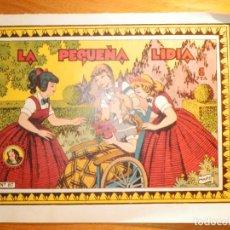 Tebeos: TEBEO-COMIC P/ NIÑAS - REVISTA JUVENIL FEMENINA AZUCENA - Nº 87 - LA PEQUEÑA LIDIA - TORAY. Lote 193320037