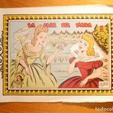 Tebeos: TEBEO-COMIC P/ NIÑAS - REVISTA JUVENIL FEMENINA AZUCENA - Nº 88 - LA FLOR DEL HADA - TORAY. Lote 193320198