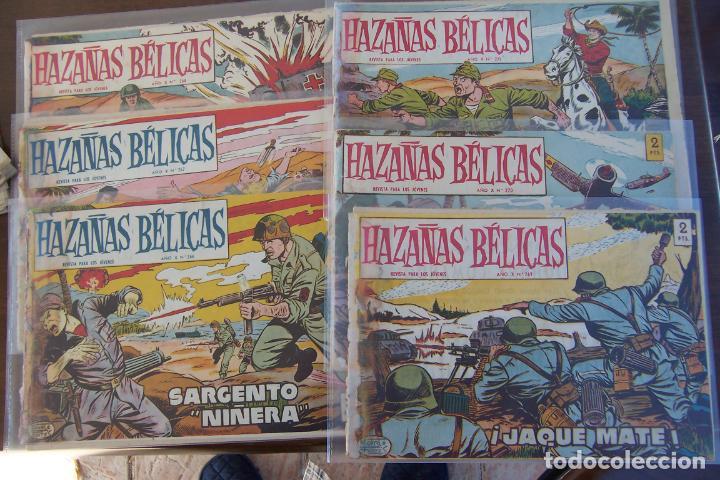 Tebeos: TORAY,- HAZAÑAS BÉLICAS DESDE EL 260 A 268 - Foto 2 - 193397383