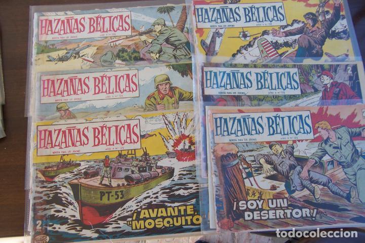 Tebeos: TORAY,- HAZAÑAS BÉLICAS DESDE EL 260 A 268 - Foto 3 - 193397383