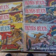 Tebeos: TORAY,- HAZAÑAS BÉLICAS DESDE EL 260 A 268. Lote 193397383
