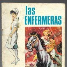 Tebeos: LAS ENFERMERAS, LA SOMBRA DE UNA SONRISA - EDICIONES TORAY 1966, Nº 9. Lote 193609405