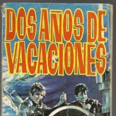 Tebeos: DOS AÑOS DE VACACIONES, NOVELA GRAFICA - EDICIONES TORAY 1964, Nº 12. Lote 193611758