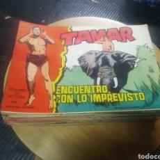 Tebeos: TAMAR TORAY 1961 LOTE DE 177 TEBEOS APAISADOS. Lote 261518275