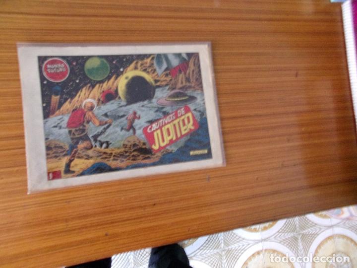 MUNDO FUTURO Nº 18 EDITA TORAY (Tebeos y Comics - Toray - Mundo Futuro)