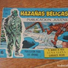 Tebeos: HAZAÑAS BÉLICAS SERIE AZUL Nº 325 TORAY. Lote 193974341