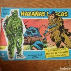 Tebeos: HAZAÑAS BÉLICAS SERIE AZUL Nº 175 TORAY. Lote 193974496
