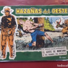 Tebeos: HAZAÑAS DEL OESTE-Nº39-EXCELENTE ESTADO-VER FOTOGRAFIAS. Lote 194154896