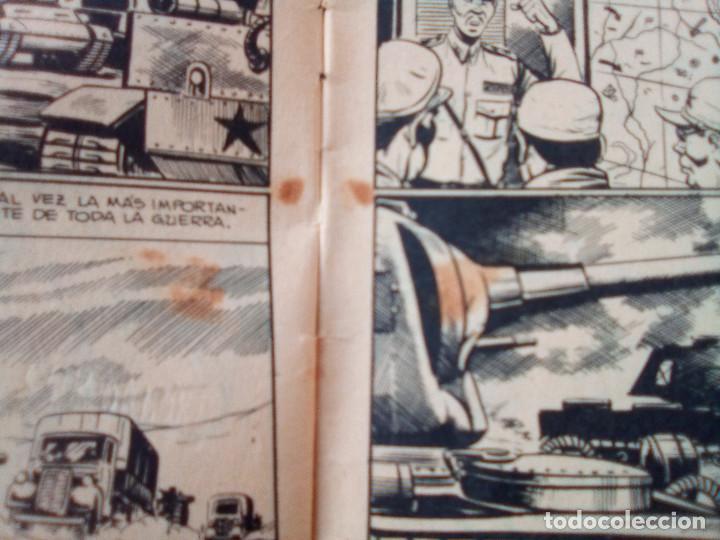 Tebeos: HAZAÑAS BÉLICAS- GORILA- Nº 241 -LA TRAMPA-GRAN ALAN DOYER-1967-ESCASO-DIFÍCIL-CORRECTO-LEAN-3085 - Foto 6 - 194227438