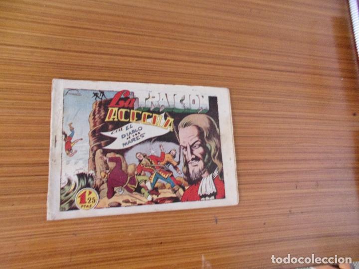 EL DIABLO DE LOS MARES Nº 36 EDITA TORAY (Tebeos y Comics - Toray - Diablo de los Mares)