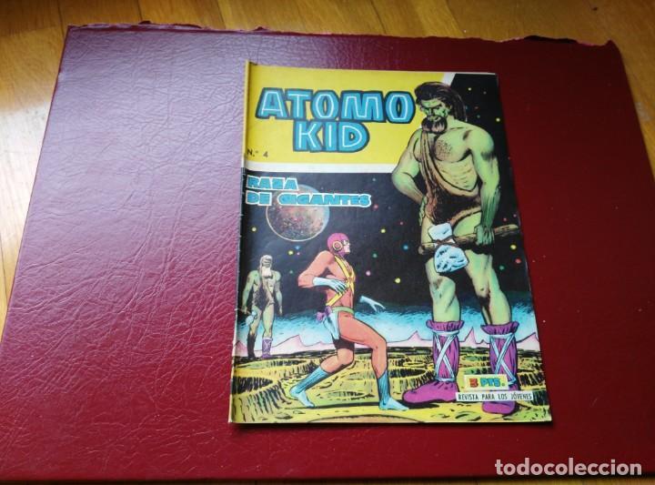 ÁTOMO KID Nº 4 EN MUY BUEN ESTADO. ORIGINAL (Tebeos y Comics - Toray - Otros)