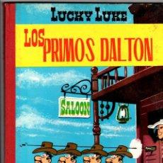 Tebeos: LUCKY LUKE. LOS PRIMOS DALTON. 1963. TORAY. Lote 194299077