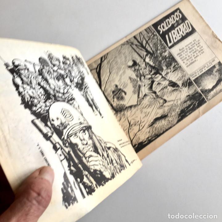 Tebeos: Revista de cómics HAZAÑAS BÉLICAS, volumen extra nº 84, ilustrado por Boixcar, 1973 - Foto 3 - 194338943