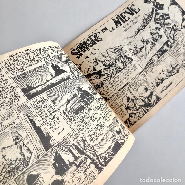 Tebeos: Revista de cómics HAZAÑAS BÉLICAS, volumen extra nº 84, ilustrado por Boixcar, 1973 - Foto 6 - 194338943