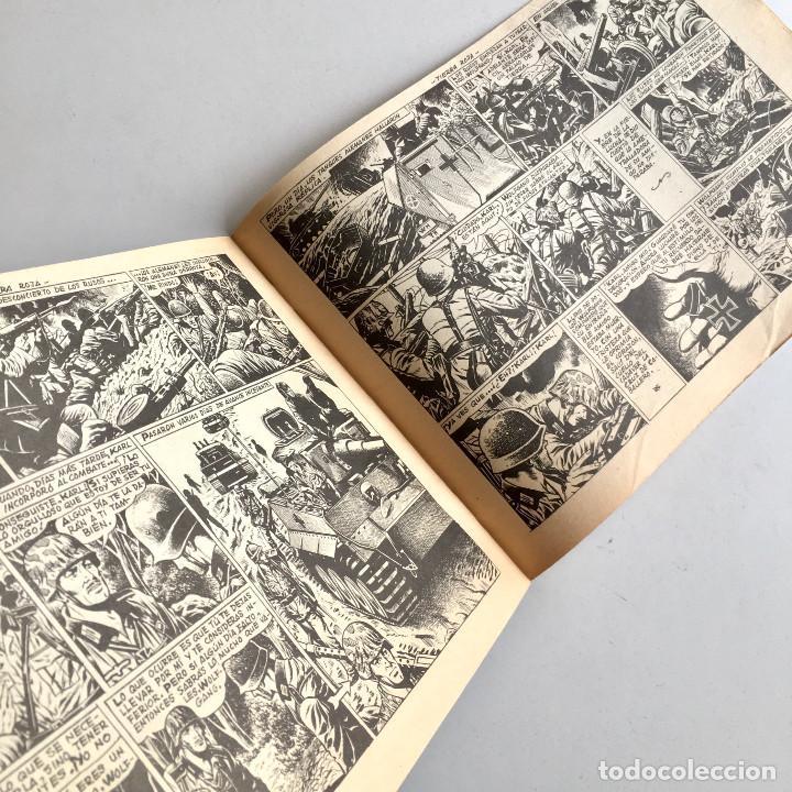 Tebeos: Revista de cómics HAZAÑAS BÉLICAS, volumen extra nº 84, ilustrado por Boixcar, 1973 - Foto 8 - 194338943