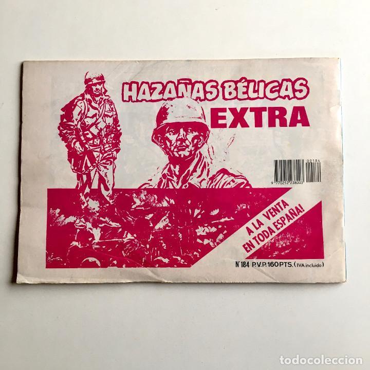 Tebeos: Revista de cómics HAZAÑAS BÉLICAS, volumen extra nº 84, ilustrado por Boixcar, 1973 - Foto 9 - 194338943