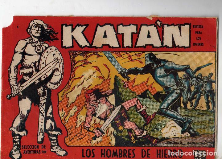 KATAN 1ª EDICION Nº 1 (Tebeos y Comics - Toray - Katan)